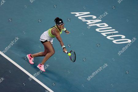 Editorial photo of Tennis Open, Acapulco, Mexico - 24 Feb 2020