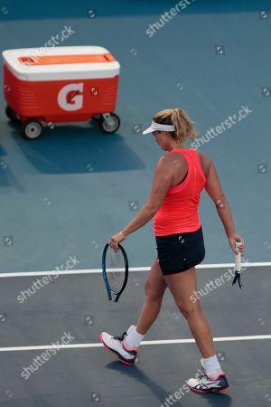 Editorial image of Tennis Open, Acapulco, Mexico - 24 Feb 2020