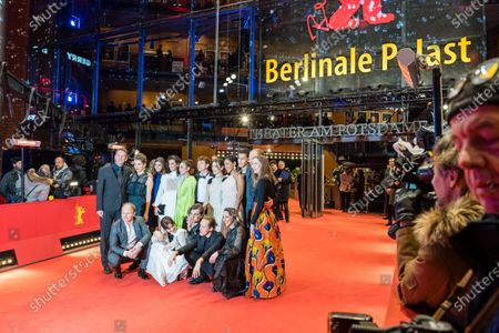 Editorial image of European Shooting Stars 2020 - 70th Berlin Film Festival, Germany - 24 Feb 2020