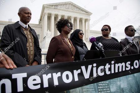 Editorial photo of Supreme Court Embassy Bombings, Washington, USA - 24 Feb 2020