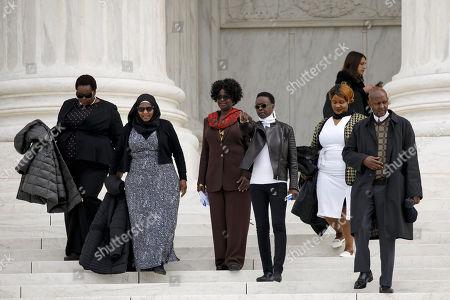 Editorial image of Supreme Court Embassy Bombings, Washington, USA - 24 Feb 2020