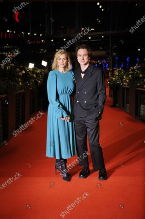 Editorial picture of 'My Little Sister' premiere, 70th Berlin International Film Festival - 24 Feb 2020