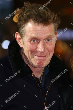 Jason Flemyng poses for photographers upon arrival at the UK premiere of 'Military Wives' at a central London cinema