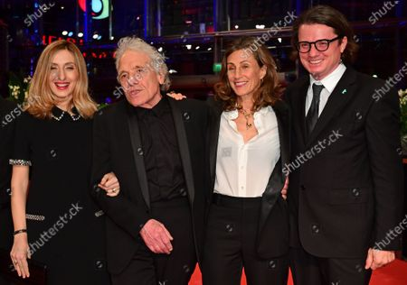 Editorial picture of Siberia - Premiere - 70th Berlin Film Festival, Germany - 24 Feb 2020
