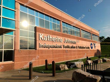 Editorial photo of Katherine Johnson, Fairmont, USA - 24 Feb 2020