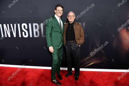 Jason Blum and Ron Meyer