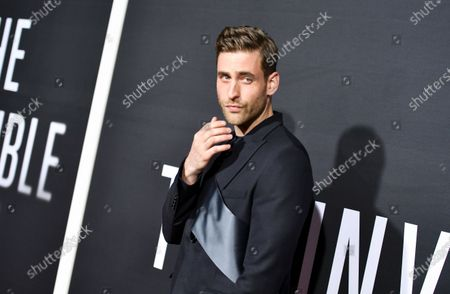 Stock Picture of Oliver Jackson-Cohen