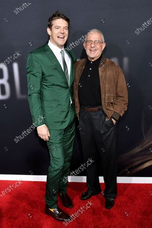 Stock Photo of Jason Blum and Ron Meyer