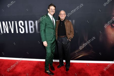 Editorial picture of 'The Invisible Man' film premiere, Arrivals, TCL Chinese Theatre, Los Angeles, USA - 24 Feb 2020