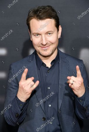Editorial image of 'The Invisible Man' film premiere, Arrivals, TCL Chinese Theatre, Los Angeles, USA - 24 Feb 2020