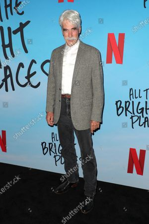 Editorial picture of 'All the Bright Places' film special screening, Arrivals, ArcLight Cinemas, Los Angeles, USA - 24 Feb 2020