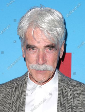 Stock Image of Sam Elliott