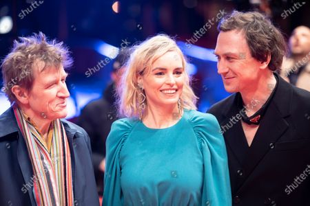 Stock Picture of Jens Albinus, Nina Hoss and Lars Eidinger