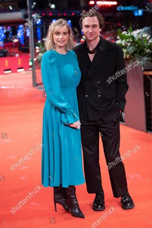 Editorial image of 'My Little Sister' premiere, 70th Berlin International Film Festival, Germany - 24 Feb 2020