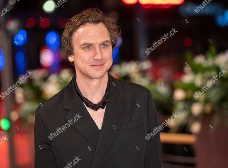 Stock Photo of Lars Eidinger
