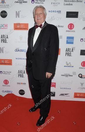 Editorial image of 3rd Annual Restaurant Association Gala Dinner, London, UK - 24 Feb 2020