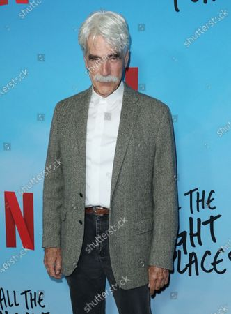 Stock Picture of Sam Elliott