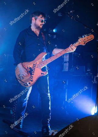 Stock Photo of Mick Quinn - Supergrass