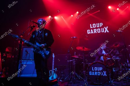 Editorial image of Supergrass in concert at O2 Academy, Newcastle, UK - 24 Feb 2020