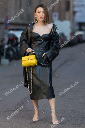 Stock Image of Jessica Wang
