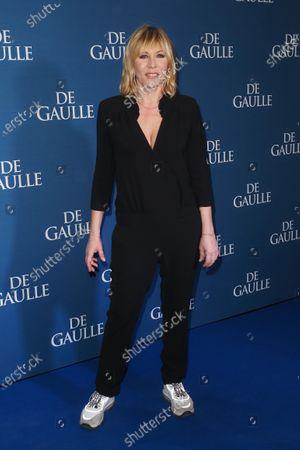 Editorial picture of 'De Gaulle' film premiere, UGC Normandie, Paris, France - 24 Feb 2020