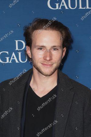 Stock Image of Nicolas Robin