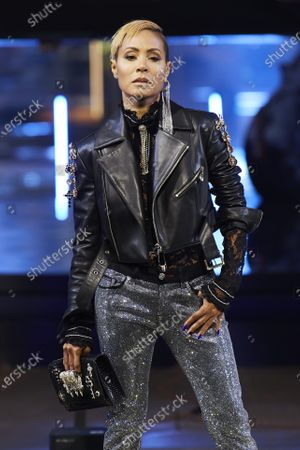 Editorial photo of Philipp Plein show, Runway, Fall Winter 2020, Milan Fashion Week, Italy - 22 Feb 2020