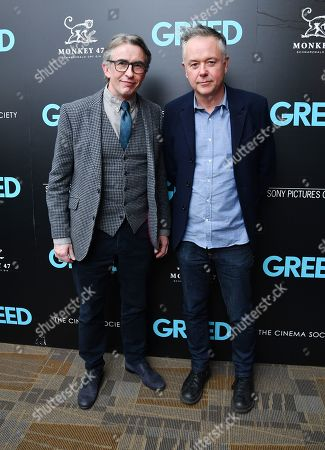 Stock Picture of Steve Coogan and Michael Winterbottom