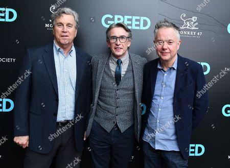 Tom Bernard, Steve Coogan, and Michael Winterbottom