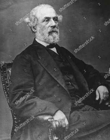 """Confederate Gen. Robert E. Lee during the American Civil War at an unknown location. Virginia lawmakers voted, to scrap the state's Lee-Jackson holiday celebrating two Confederate generals and replacing it with one on Election Day. It honors Confederate generals Lee and Thomas """"Stonewall"""" Jackson"""