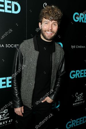 """Editorial image of Sony Pictures Classics & The Cinema Society host a special screening of """"Greed"""", New York, USA - 24 Feb 2020"""