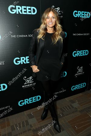 """Editorial picture of Sony Pictures Classics & The Cinema Society host a special screening of """"Greed"""", New York, USA - 24 Feb 2020"""
