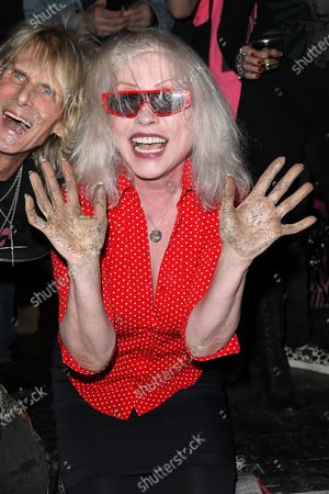 Editorial picture of I NEED MORE Presents - 'Footprints in February' with Iggy Pop and Debbie Harry, New York, USA - 24 Feb 2020