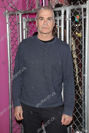 Stock Image of Henry Rollins