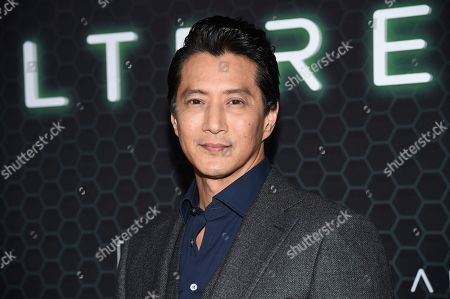 """Will Yun Lee attends Netflix's """"Altered Carbon"""" season 2 premiere at AMC Lincoln Square, in New York"""