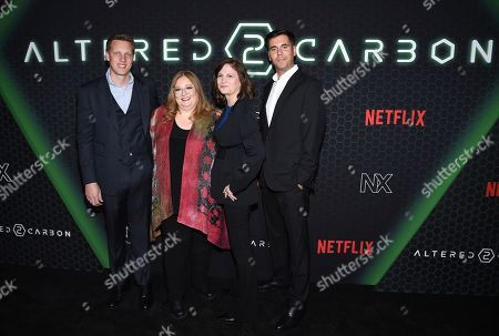 "Editorial image of NY Premiere of Netflix's ""Altered Carbon"" Season 2, New York, USA - 24 Feb 2020"