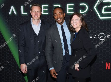 "Editorial photo of NY Premiere of Netflix's ""Altered Carbon"" Season 2, New York, USA - 24 Feb 2020"