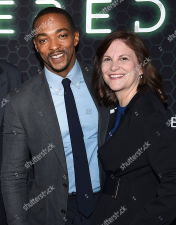 """Editorial photo of NY Premiere of Netflix's """"Altered Carbon"""" Season 2, New York, USA - 24 Feb 2020"""
