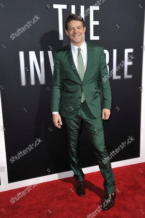 "Jason Blum attends the LA premiere of ""The Invisible Man"" at the TCL Chinese Theatre, in Los Angeles"
