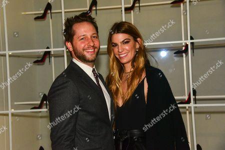 Derek Blasberg  , Bianca Brandolini D'Adda