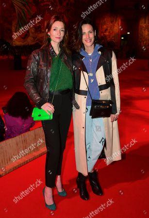 Audrey Marnay, Julie Fournier