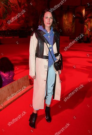 Editorial photo of 'Exhibitioniste' exhibition opening at Palais Doree, Paris, France - 24 Feb 2020