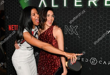 Renee Elise Goldsberry, Lela Loren