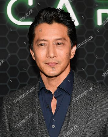 Stock Photo of Will Yun Lee
