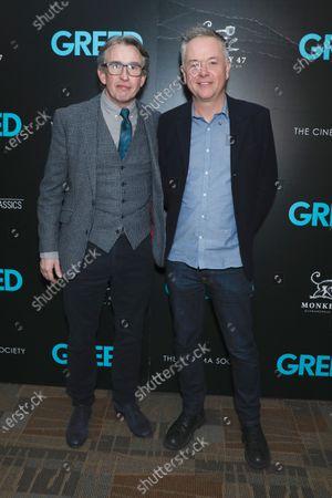 Steve Coogan and Michael Winterbottom