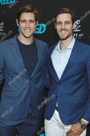 Zac Stenmark and Jordan Stenmark