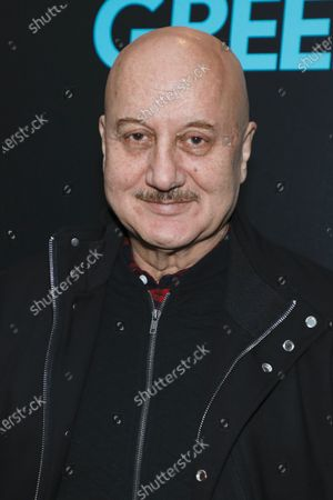 Stock Picture of Anupam Kher
