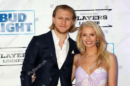 William Karlsson and Emily Ferguson