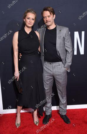 Michael Dorman and Tessa Richardson Dorman