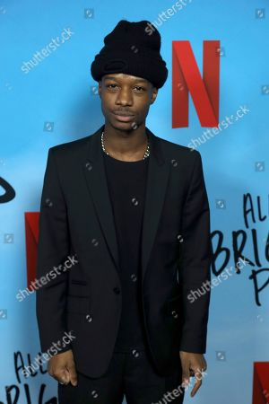 """Editorial image of LA Special Screening of """"All The Bright Places"""", Los Angeles, USA - 24 Feb 2020"""